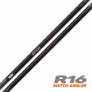 PACK COMPLET ' R 16 ' MATCH ANGLER CARP 13M