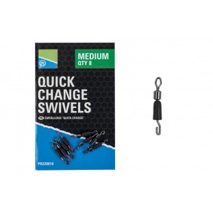 EMERILLON QUICK CHANGE SWIVELS
