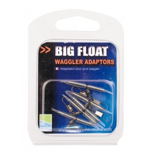 ATTACHE BIG FLOAT WAGGLER ADAPTORS