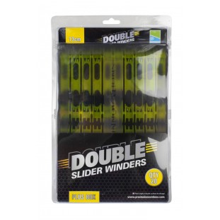 PLIOIR DOUBLE SLIDER WINDERS