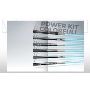 POWER KIT OVERSIZE COLORFULL HYPER K30 W/HOLE