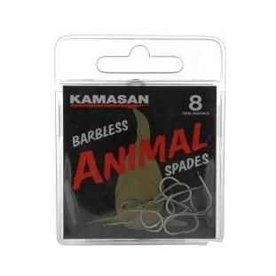 HAMECON NON MONTE ANIMAL SPADE BARBLESS