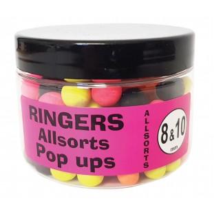 RINGERS ALLSORTS MATCH POP-UPS 8MM&10MM 60G