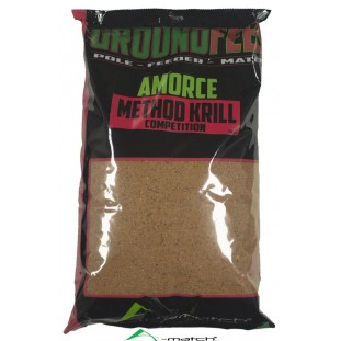AMORCE A-MATCH METHOD KRILL 1KG