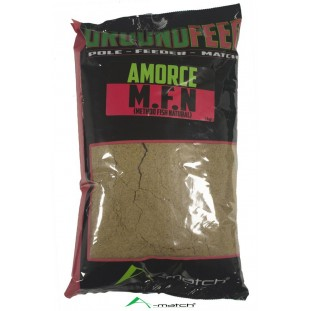 AMORCE A-MATCH METHOD FISH NATURAL 1KG