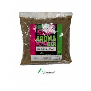 ADDITIF A-MATCH POWDER BIG ROACH STAR 300G