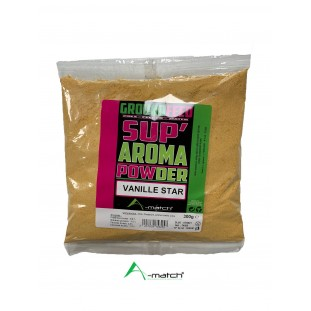ADDITIF A-MATCH POWDER VANILLE STAR 300G