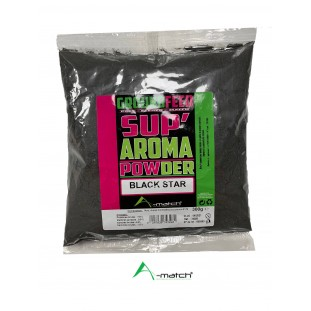 ADDITIF A-MATCH POWDER BLACK STAR 300G