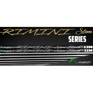 PACK RIMINI SLIM BLACK 13M