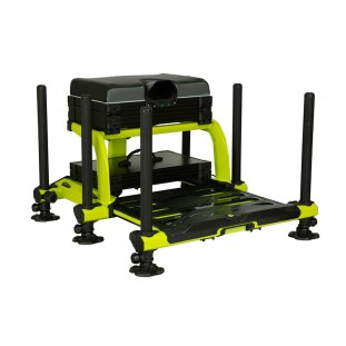 STATION XR36 PRO LIME SEATBOX