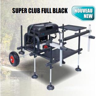 STATION SUPER CLUB FULL BLACK