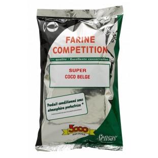 FARINE 3000 SUPER COCO BELGE 800G