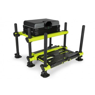 STATION XR36 COMP LIME SEATBOX