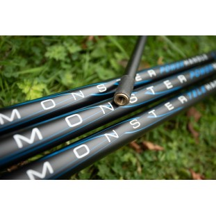 MANCHE D'EPUISETTE MONSTER X TELE HANDLE 3M