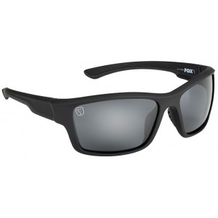 LUNETTE MATT BLACK WITH GREY LENSE