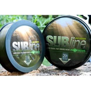 SUBLINE 1000M GREEN