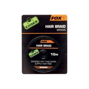 HAIR BRAID X 10M BROWN