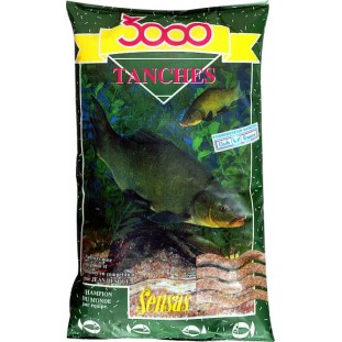 AMORCE 3000 TANCHES 1KG