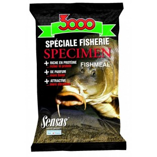 AMORCE 3000 SPECIMEN SPE.FISHERIE FISH MEAL 1KG