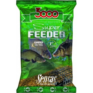 AMORCE 3000 SUPER FEEDER CARPE 1KG