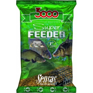 AMORCE 3000 SUPER FEEDER ETANG 1KG