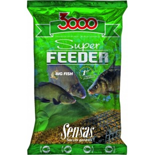 AMORCE 3000 SUPER FEEDER BIG FISH 1KG
