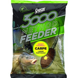 AMORCE 3000 METHOD CARPE 1KG
