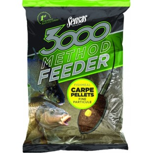 AMORCE 3000 METHOD CARPE PELLETS 1KG