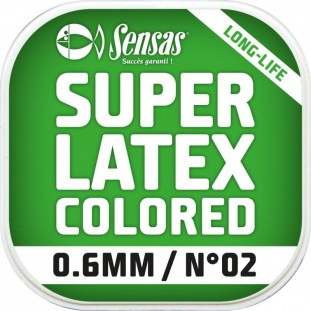 SUPER LATEX COLORED