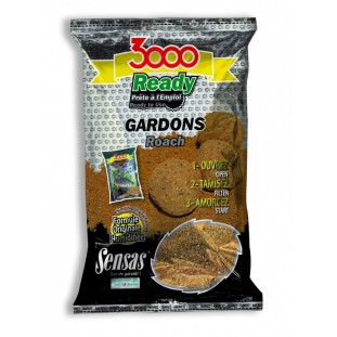 AMORCE 3000 READY GARDONS 1,250KG